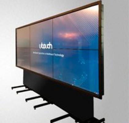 Locação de videowall