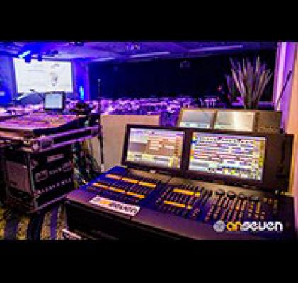 Serviços de audiovisual